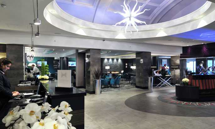 DoubleTree by Hilton Hotel London - West End, Regno Unito - Reception