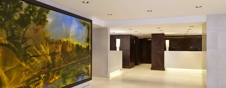 DoubleTree by Hilton Hotel London - Hyde Park, Regno Unito - Lobby
