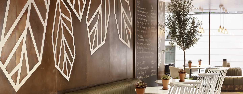 DoubleTree by Hilton Hotel London - Hyde Park, Regno Unito - Ristorante Urban Meadow