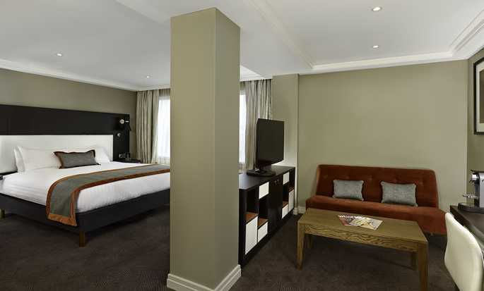 DoubleTree by Hilton Hotel London - Hyde Park, Regno Unito - Suite Junior con letto king size