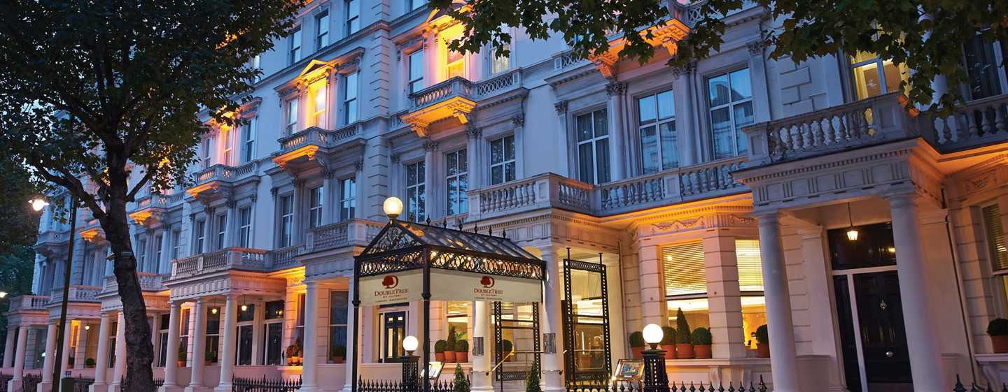 DoubleTree by Hilton Hotel London - Kensington, Regno Unito - Ingresso