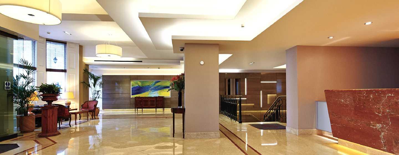 DoubleTree by Hilton Hotel London - Kensington, Regno Unito - Lobby