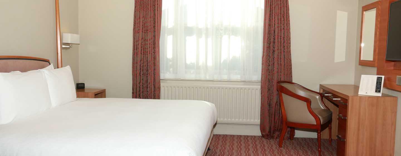 DoubleTree by Hilton Hotel London - Kensington, Regno Unito - Letto della suite