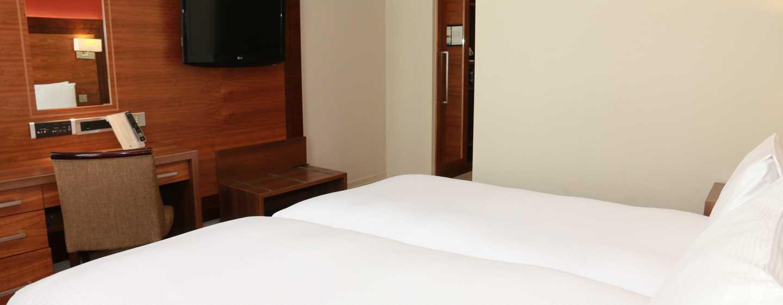 DoubleTree by Hilton Hotel London - Kensington, Regno Unito - Camera con letti separati