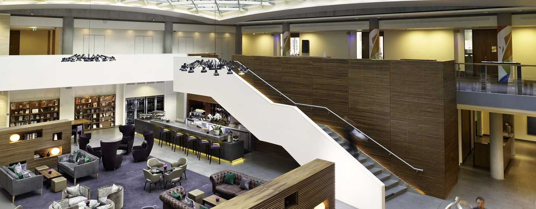 DoubleTree by Hilton Hotel London - Tower of London, Regno Unito - Atrio