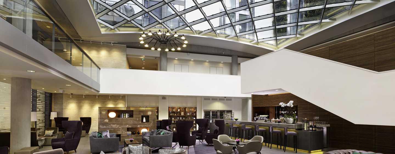 DoubleTree by Hilton Hotel London - Tower of London, Regno Unito - Bar nella lobby