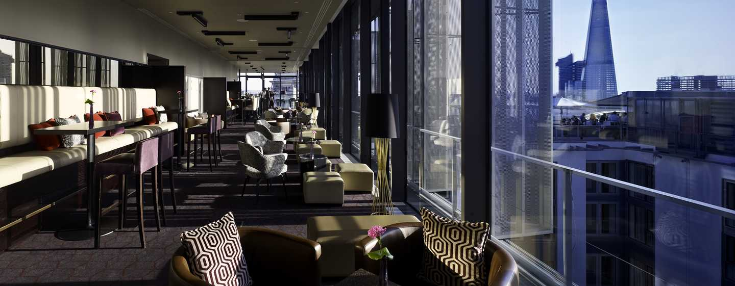 DoubleTree by Hilton Hotel London - Tower of London, Regno Unito - Sky Lounge