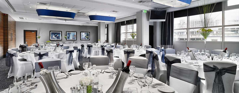 DoubleTree by Hilton Hotel London - Victoria, Londra, GB - Banchetto nella sala Tate