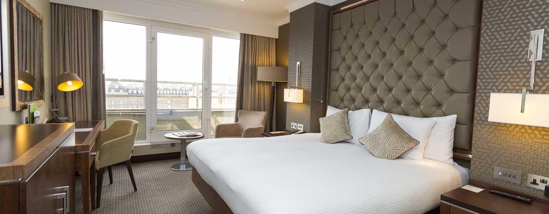 Hotel a londra victoria doubletree hotel london victoria regno unito - Camera da letto hilton ...