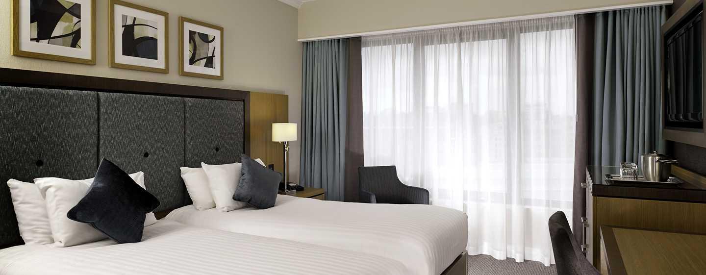 DoubleTree by Hilton Hotel London - Victoria, Londra, GB - Camera con letti separati