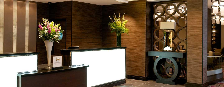 DoubleTree by Hilton Hotel London - Victoria, Londra, GB - Lobby e reception