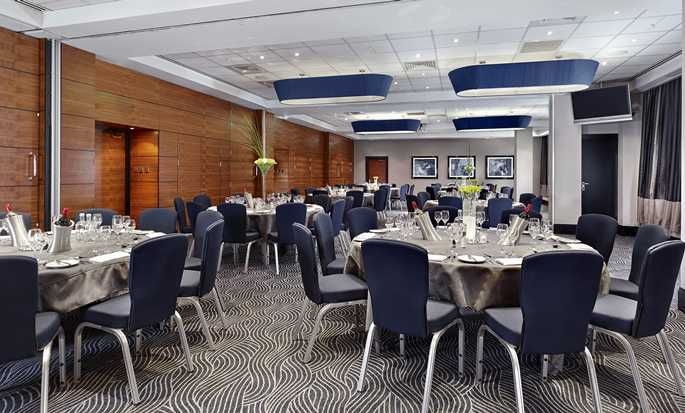 DoubleTree by Hilton Hotel London - Victoria, Londra, GB - Gallery - Cena