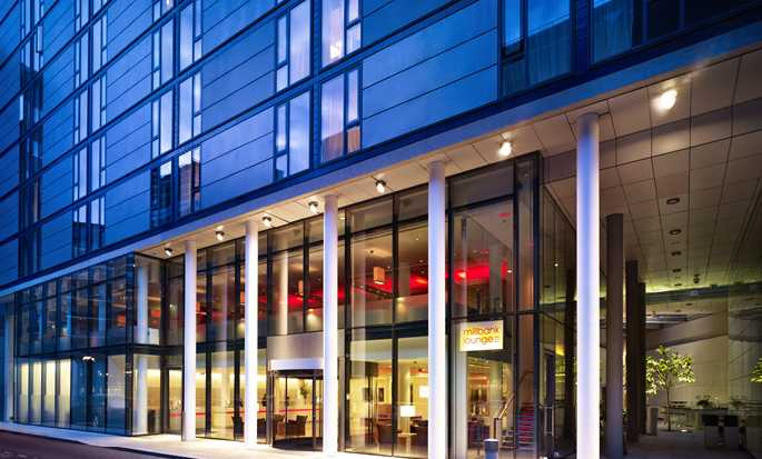 DoubleTree by Hilton Hotel London - Westminster, Regno Unito - Esterno