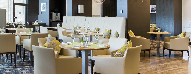 DoubleTree by Hilton Hotel Luxembourg, Lussemburgo - Ristorante e bar The Green