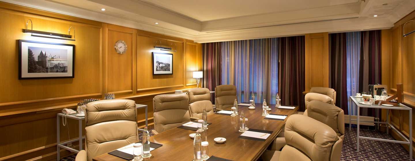 DoubleTree by Hilton Hotel Luxembourg, Lussemburgo - Salone Luxembourg
