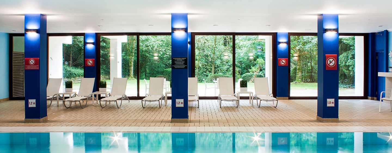 DoubleTree by Hilton Hotel Luxembourg, Lussemburgo - Piscina interna