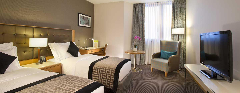 DoubleTree by Hilton Hotel Luxembourg, Lussemburgo - Camera Standard con letti separati