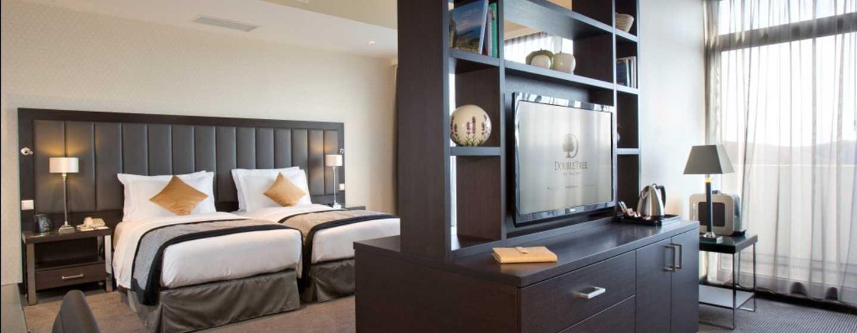 DoubleTree by Hilton Hotel Luxembourg, Lussemburgo - Suite Deluxe con letti separati