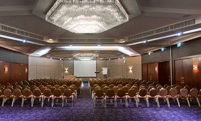 DoubleTree by Hilton Hotel Luxembourg, Lussemburgo - Salone