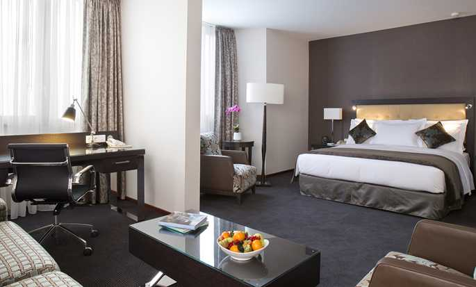DoubleTree by Hilton Hotel Luxembourg, Lussemburgo - Suite Junior