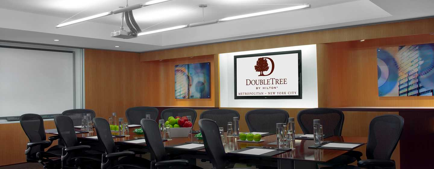 DoubleTree by Hilton Hotel Metropolitan - New York City, New York - Sala meeting