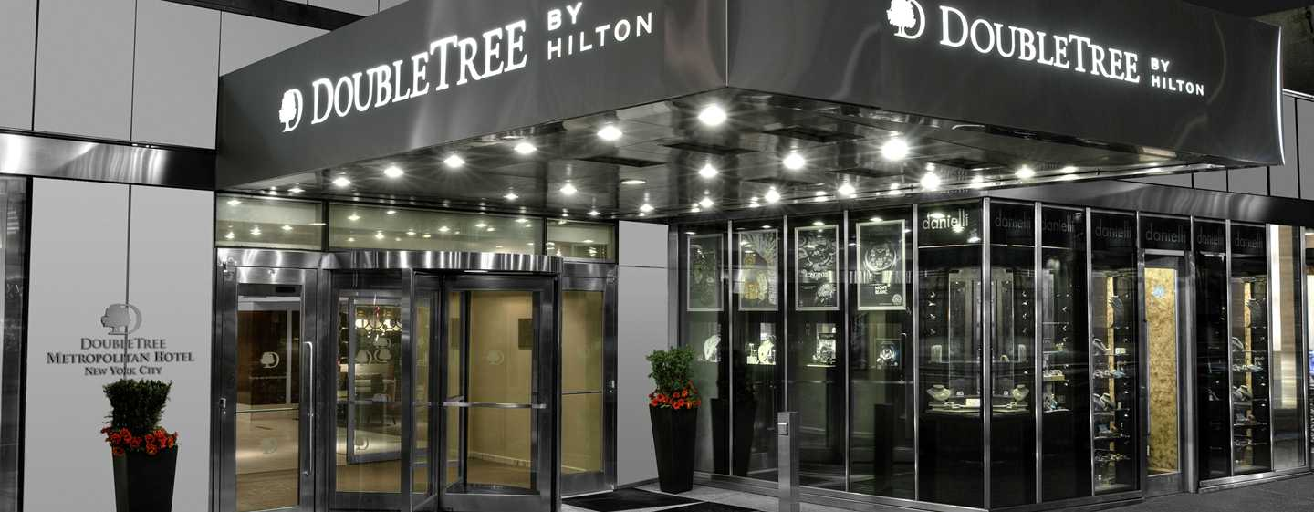 DoubleTree by Hilton Hotel Metropolitan - New York City, New York - Esterno hotel