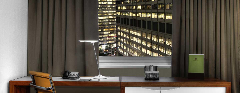 DoubleTree by Hilton Hotel Metropolitan - New York City, New York - Reception