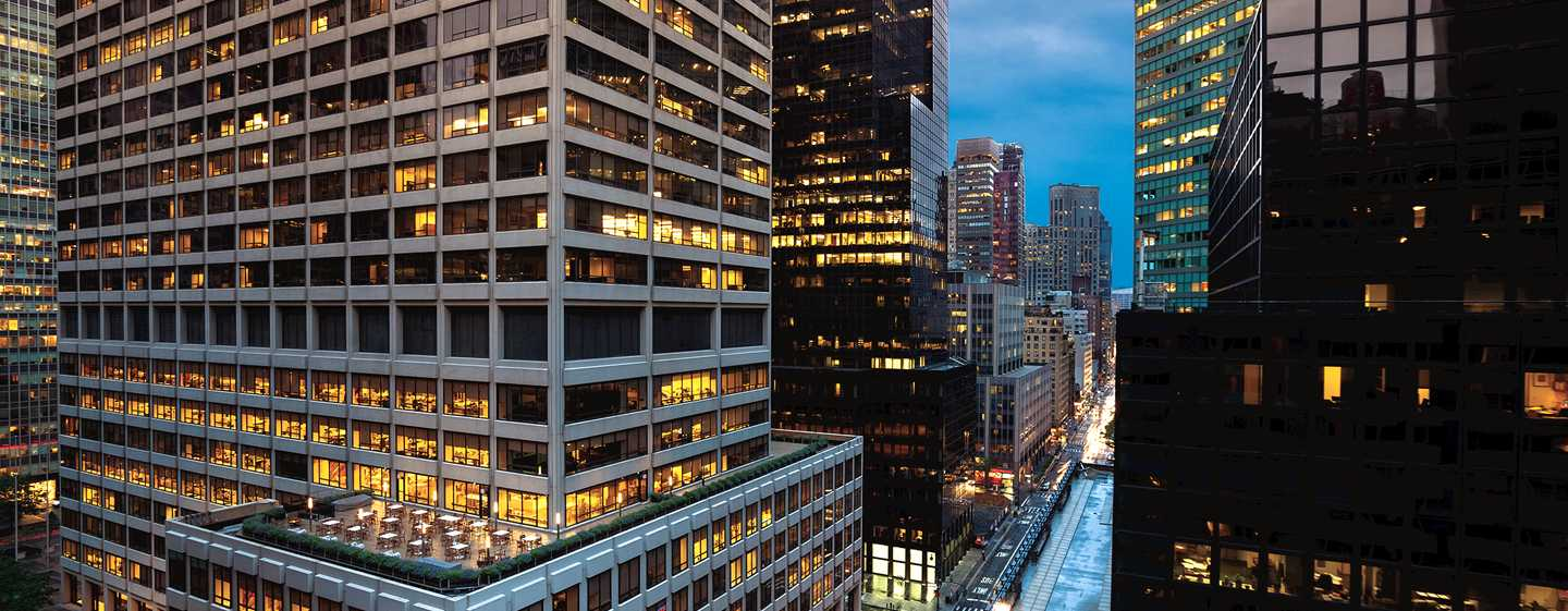 DoubleTree by Hilton Hotel Metropolitan - New York City, New York - Vista su Lexington Avenue