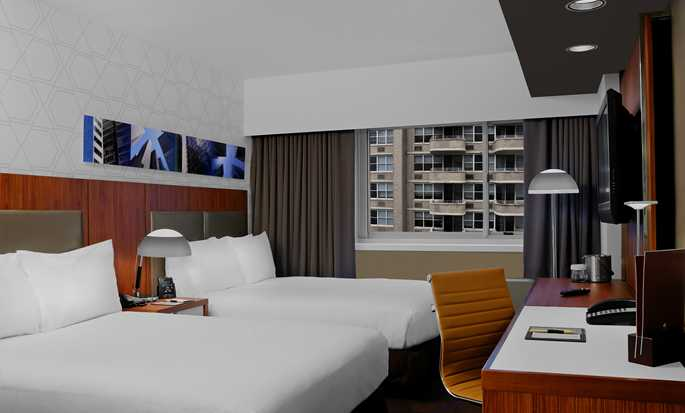 DoubleTree by Hilton Hotel Metropolitan - New York City, New York - Camera doppia