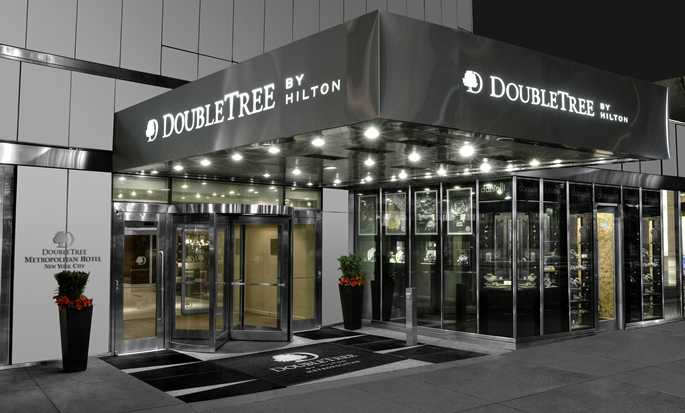 DoubleTree by Hilton Hotel Metropolitan - New York City, New York - Ingresso