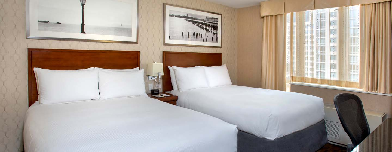 DoubleTree by Hilton Hotel New York - Camera doppia