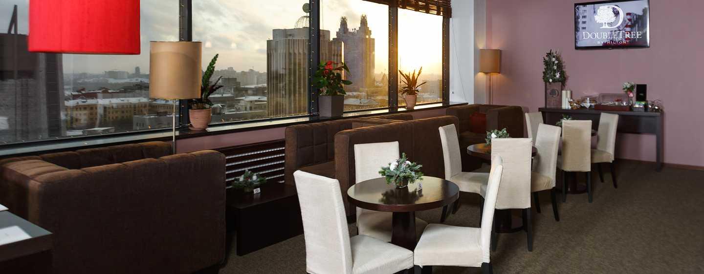 DoubleTree by Hilton Hotel Novosibirsk, Russia - Lounge al piano Executive