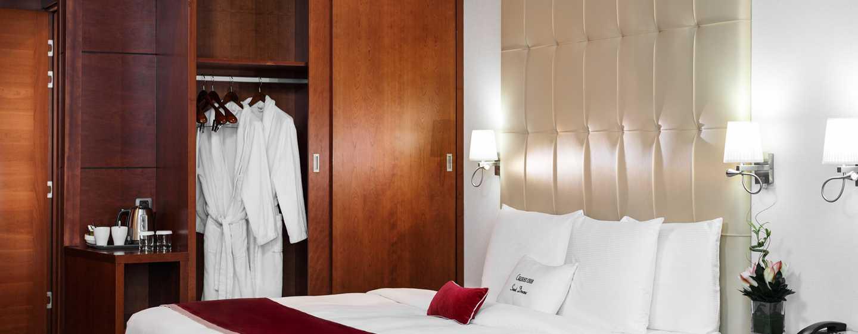 DoubleTree by Hilton Hotel Novosibirsk, Russia - Suite Junior