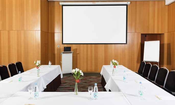 DoubleTree by Hilton Hotel Novosibirsk, Russia - Sala meeting