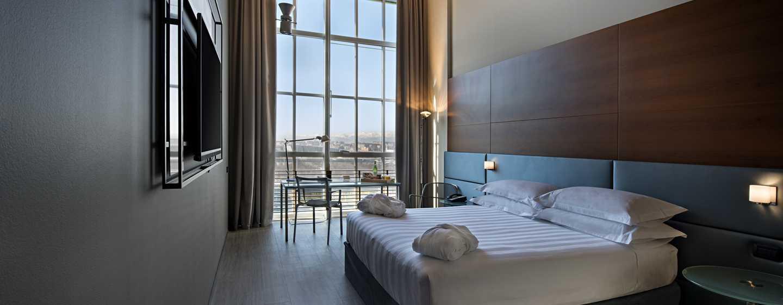 Hotel DoubleTree by Hilton Turin Lingotto, Italia - Camera Deluxe