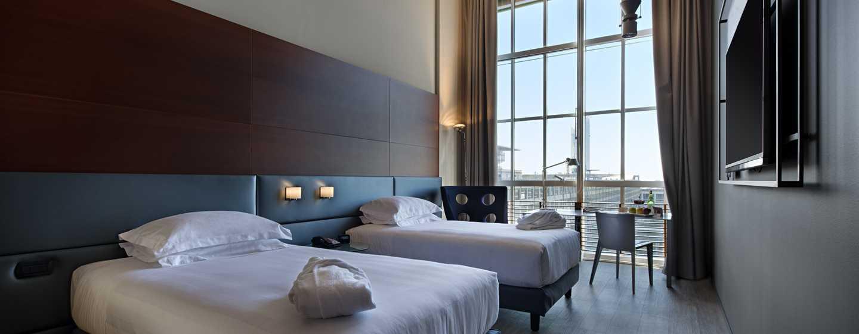 Hotel DoubleTree by Hilton Turin Lingotto, Italia - Camera Twin Deluxe