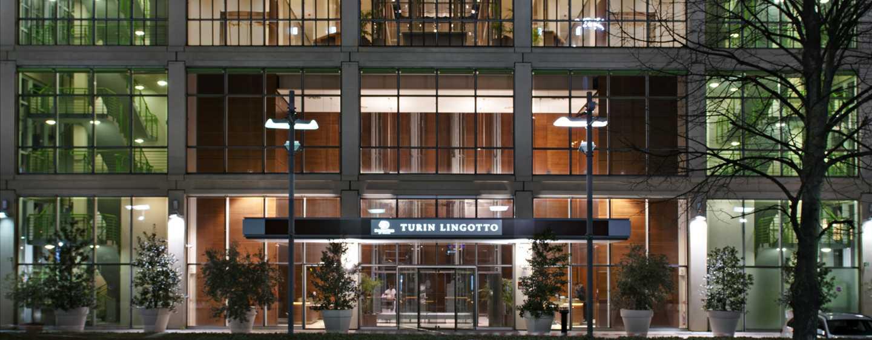 Hotel DoubleTree by Hilton Turin Lingotto, Italia - Main Entrance
