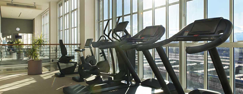 Hotel DoubleTree by Hilton Turin Lingotto, Italia - Area Fitness