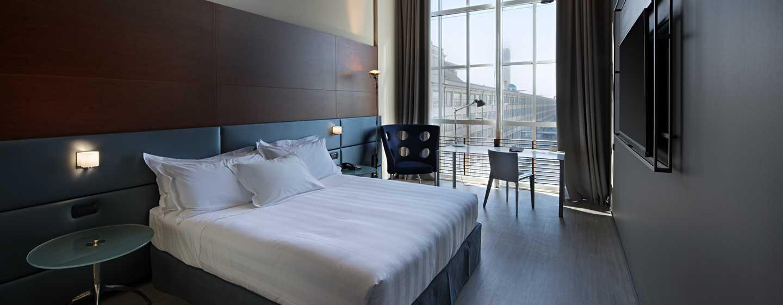 Hotel DoubleTree by Hilton Turin Lingotto, Italia - Camera