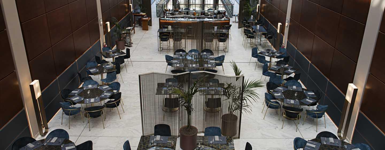 Hotel DoubleTree by Hilton Turin Lingotto, Italia - Ristorante