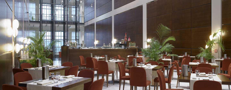 Hotel DoubleTree by Hilton Turin Lingotto, Italia - Ristorante Tech