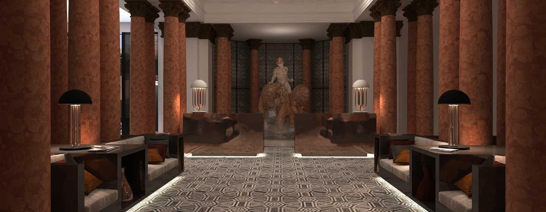 DoubleTree by Hilton Trieste, Italia - Lobby