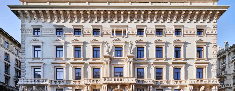 DoubleTree by Hilton Trieste, Italia - Esterno hotel