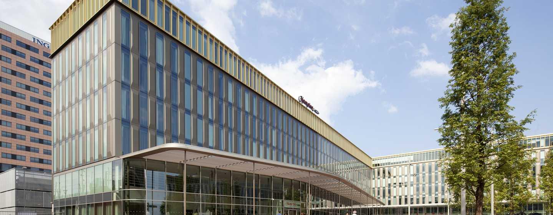 Hampton by Hilton Amsterdam Arena/Boulevard hotel, Paesi bassi, Olanda - Esterno dell'hotel