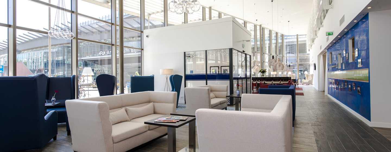 Hampton by Hilton Amsterdam Arena/Boulevard hotel, Paesi bassi, Olanda - Lobby dell'hotel