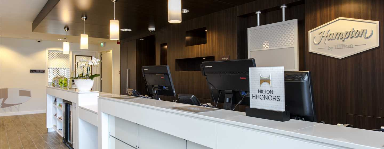 Hampton by Hilton Amsterdam Arena/Boulevard hotel, Paesi bassi, Olanda - Reception