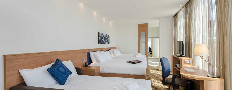 Hampton by Hilton Amsterdam Arena/Boulevard hotel, Paesi bassi, Olanda - Junior suite