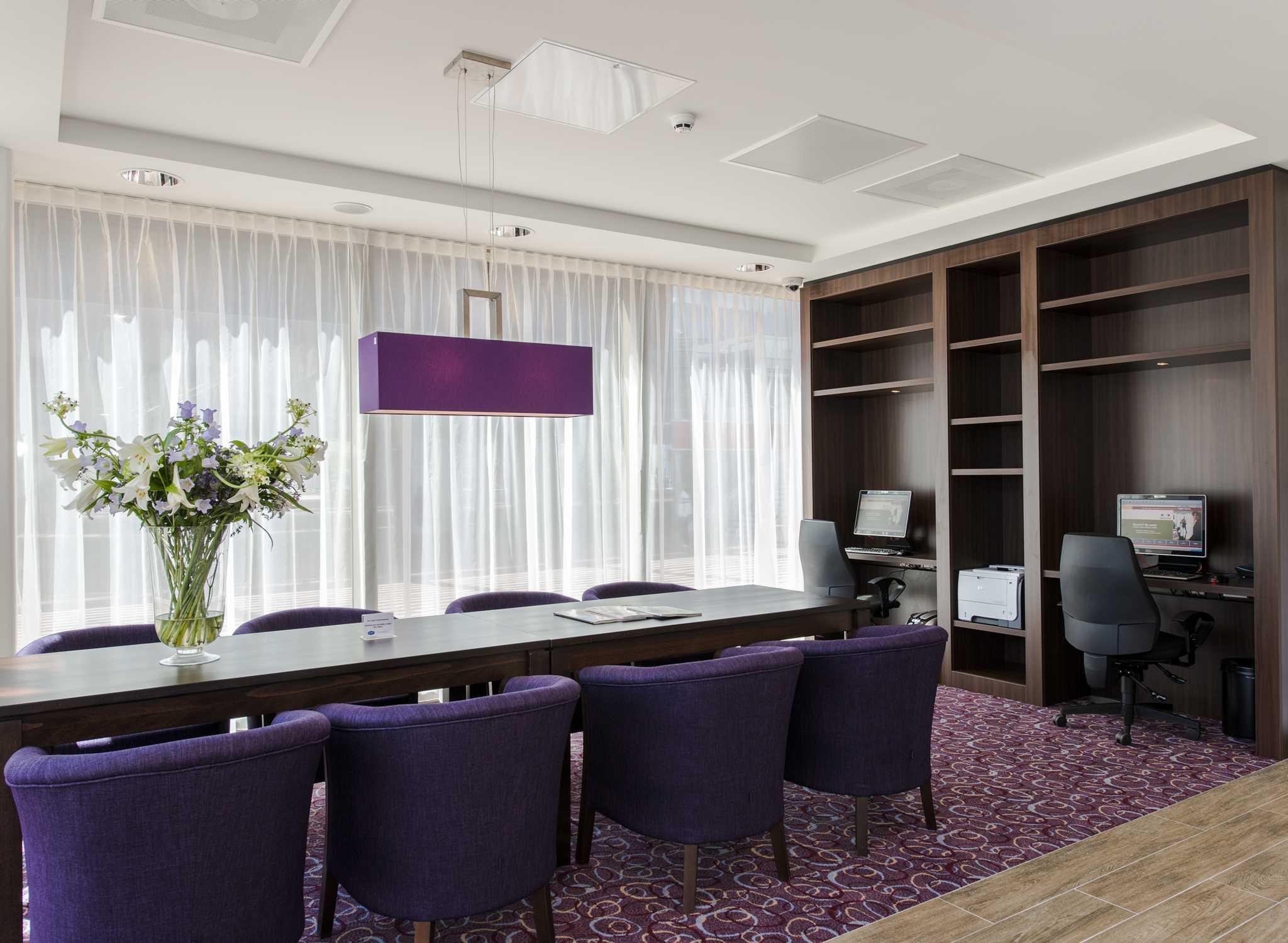Hotel hampton by hilton amsterdam arena boulevard for Tassa di soggiorno amsterdam