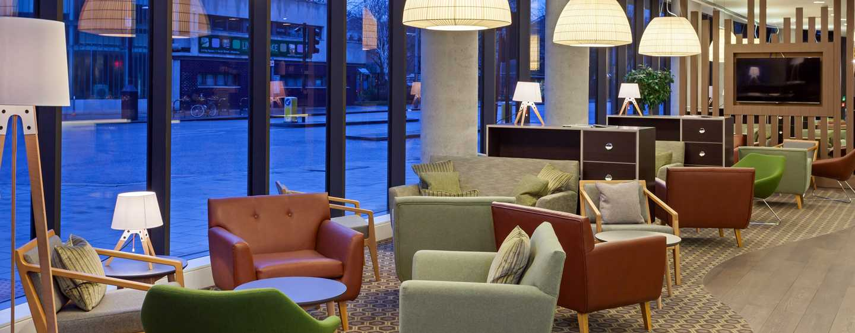 Hotel Hampton by Hilton London Waterloo, Regno Unito - Lobby