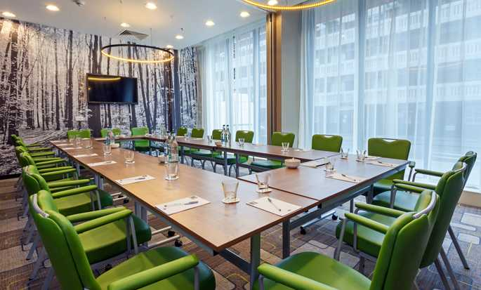 Hotel Hampton by Hilton London Waterloo, Regno Unito - Sala meeting